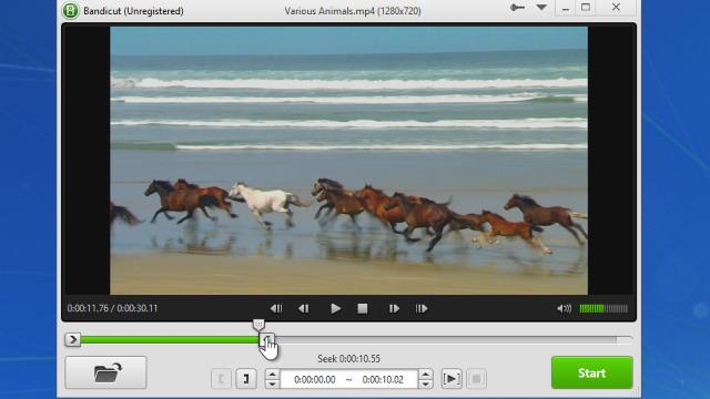 Video kesme / düzenleme programı Resim #2