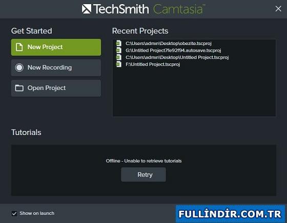 Ekran Kaydedici ve Video Düzenleyici program Resim #2