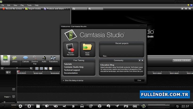 Ekran Kaydedici ve Video Düzenleyici program Resim #3