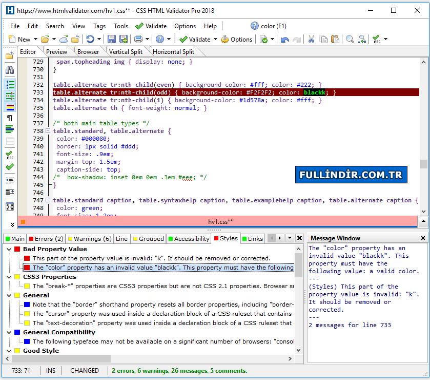 Web geliştirme programı Resim #4