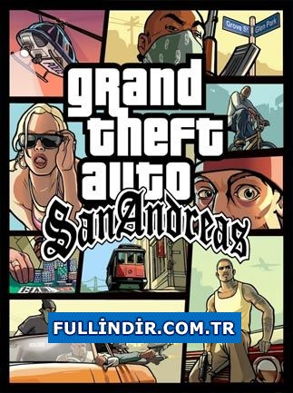 GTA - Grand Theft Auto - San Andreas