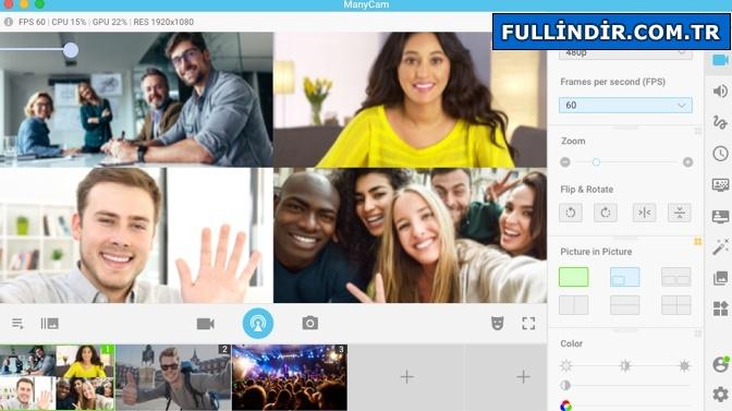 Video işleme ve paylaşma programı Resim #2