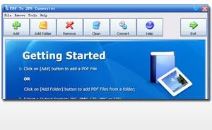 PDF - JPG dönüştürücü program Resim #2