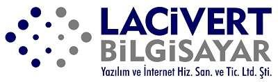 Lacivert Bilgisayar Yazılım ve İnternet Hizmetleri Sanayi ve Ticaret Limited Şirketi