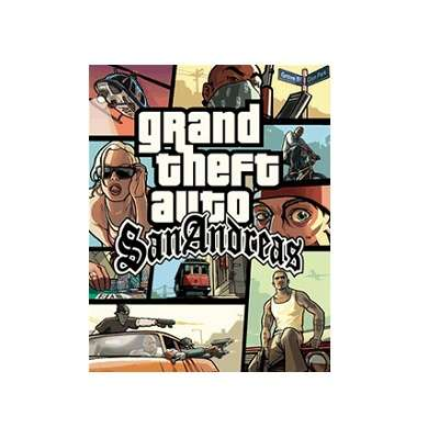 GTA – Grand Theft Auto – San Andreas