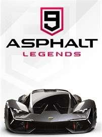 Asphalt Legends